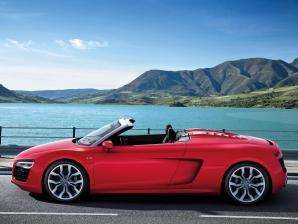Фото Audi R8 GT 5.2 FSI quattro AT