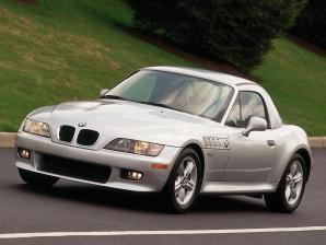 Фото BMW Z3 1.9i 140hp AT, BMW Z3 2.2i AT, BMW Z3 2.8 AT