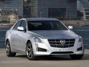 Фото Cadillac CTS 2.0 AWD AT, Cadillac CTS 2.0 RWD AT