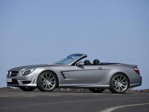 Фото Mercedes-Benz SL AMG 63 AT, Mercedes-Benz SL AMG 65 AT