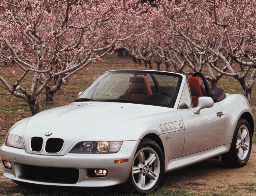 Фото BMW Z3 1.9i 140hp AT, BMW Z3 2.2i AT, BMW Z3 2.8 AT