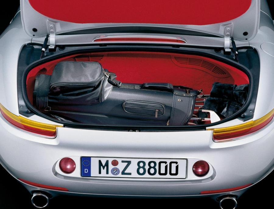 Фото BMW Z8 4.9 AT, BMW Z8 4.9 MT