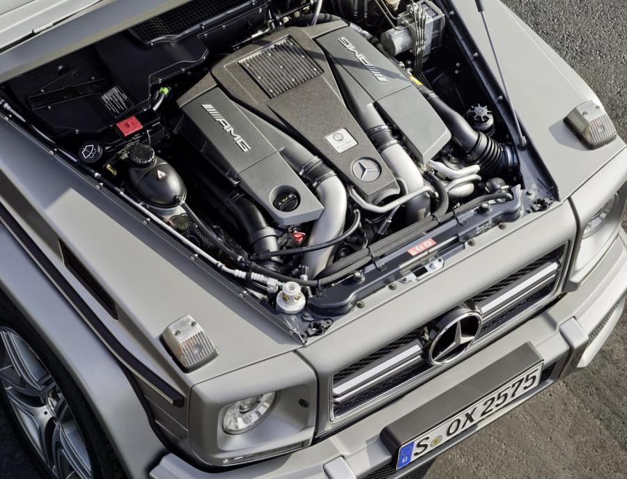 Фото Mercedes-Benz G AMG 63 AT, Mercedes-Benz G AMG 65 AT
