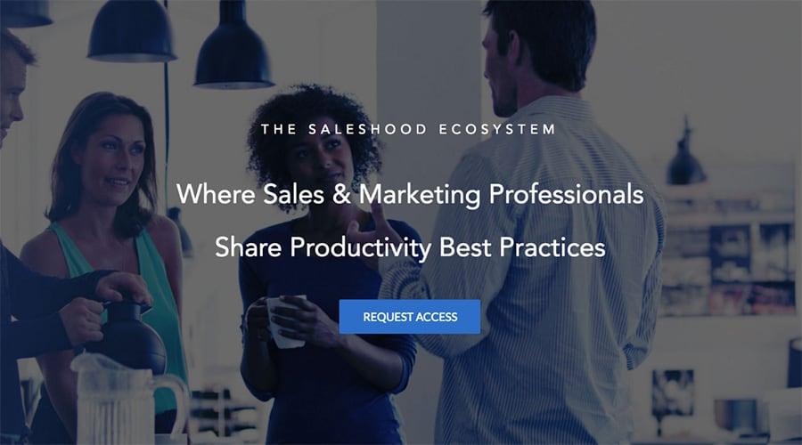 sales enablement ecosystem