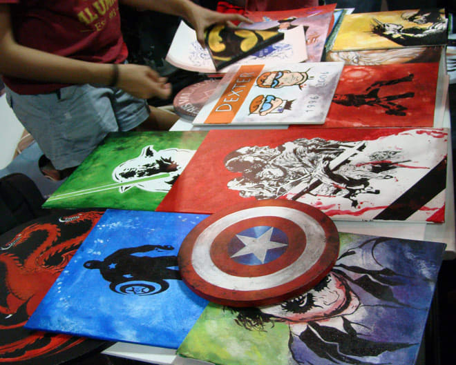 Comic-Con_Bangalore_2014_Independent_Art