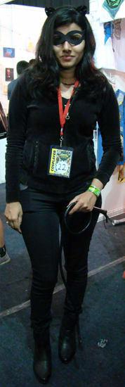 Comic-Con_Bangalore_2014_Catwoman2