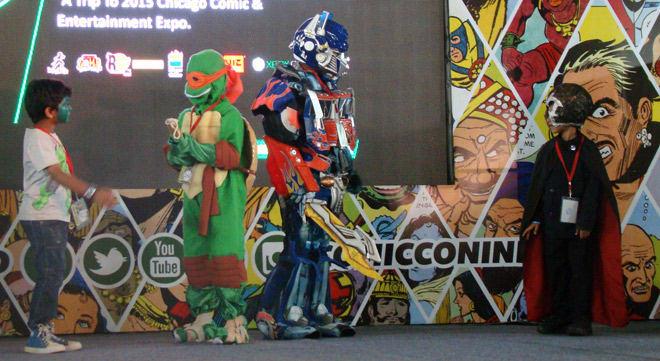 Bangalore_Comic-Con_2014_Kids_Cosplayers