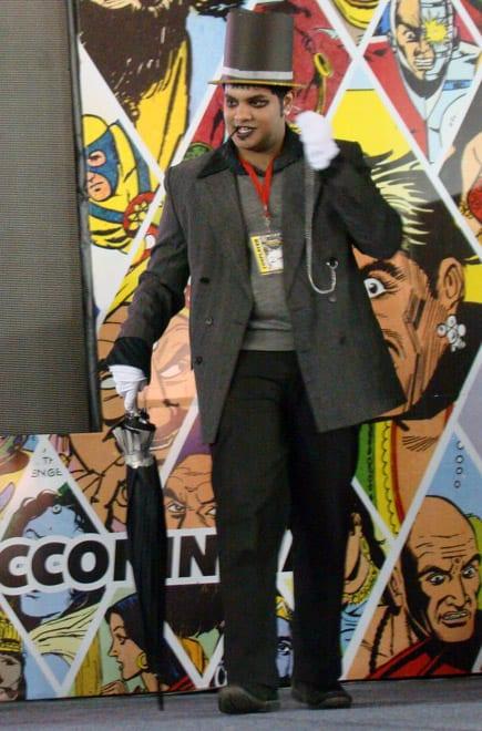 Bangalore_Comic-Con_2014_Penguin