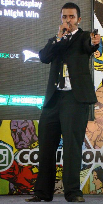 Bangalore_Comic-Con_2014_Pulp_Fiction