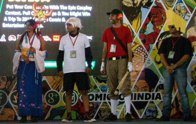 Bangalore_Comic-Con_2014_Scout_Johhny_Bravo