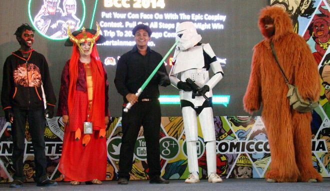 Bangalore_Comic-Con_2014_Star_Wars_Cosplayers