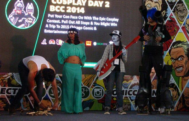 Bangalore_Comic-Con_2014_Wolverine_Jasmine_