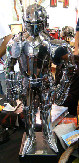Comic-Con_Bangalore_2014_Mini_Armour