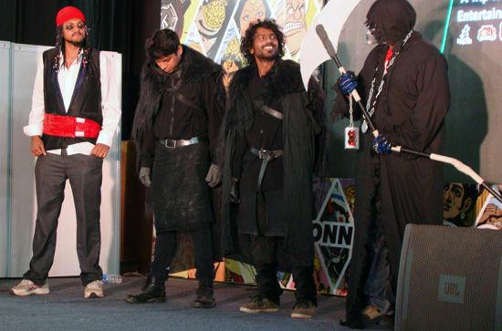 Comic-Con_Bangalore_2014_Pirates_Jon_Snow_Death