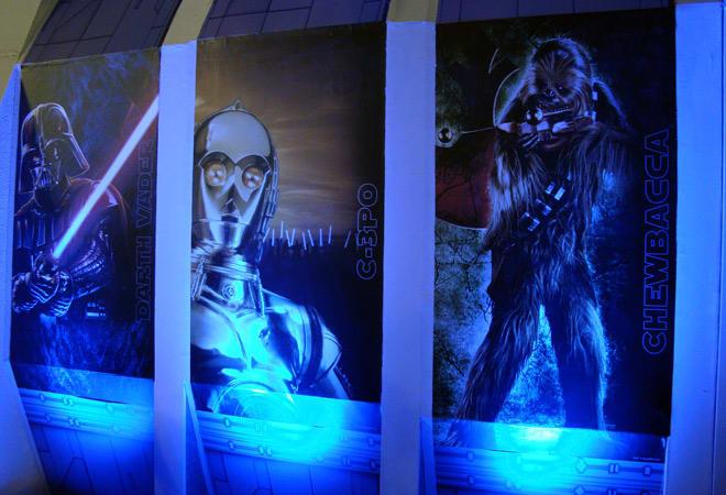 Comic-Con_Bangalore_2014_Star_Wars_Experience