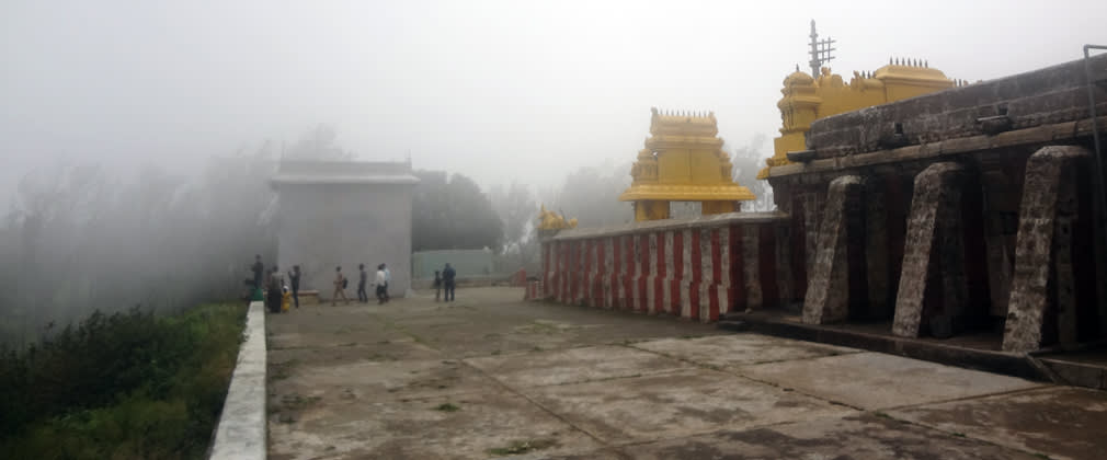 Gopalaswamy_Hills_Temple_Sideview