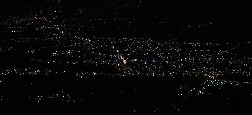 Mettupalyam_View_Point_Night