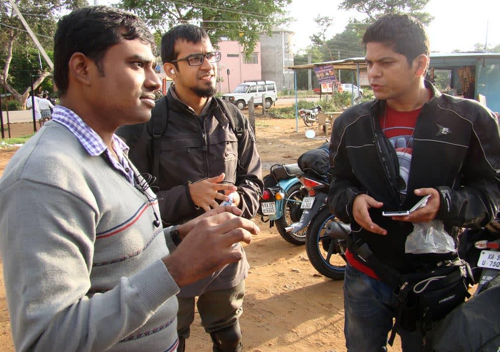 Martin_Arun_Pramod_Route_Discussion