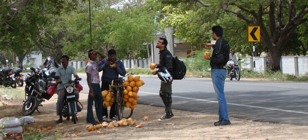 Martin_Bala_Pramod_Hogging_Coconuts