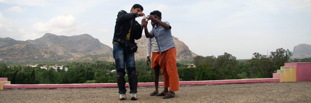 Arun_teaching_Photography_Skills_2