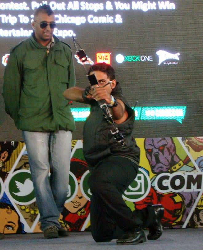 Bangalore_Comic-Con_2014_Hawkeye
