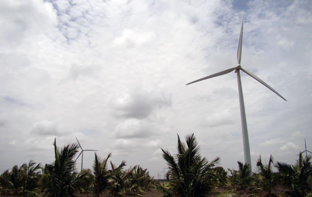 Udumalpet_Windmill_Nature