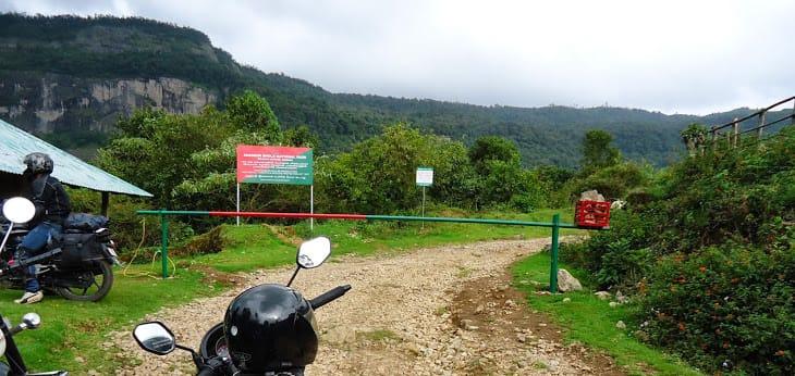Anamudi_Shola_National_Park_Checkpost
