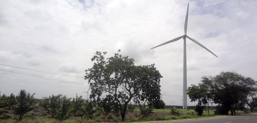 Windmills_Udumalpet_Road