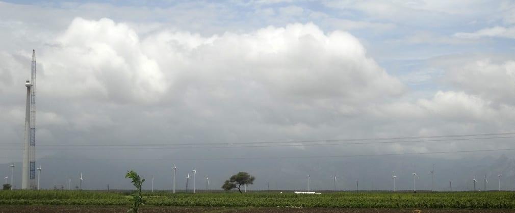 Windfarm_Udumalpet_Road