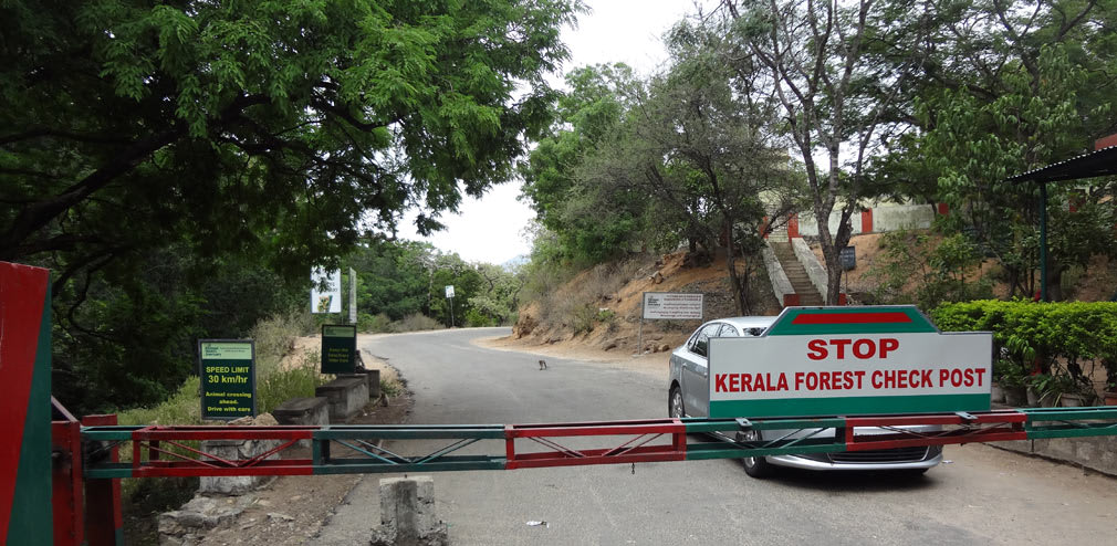 Kerala_Forest_Checkpoint_Chinnar_Wildlife_Sanctuary