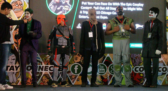 Bangalore_Comic-Con_2014_Batman_Villains