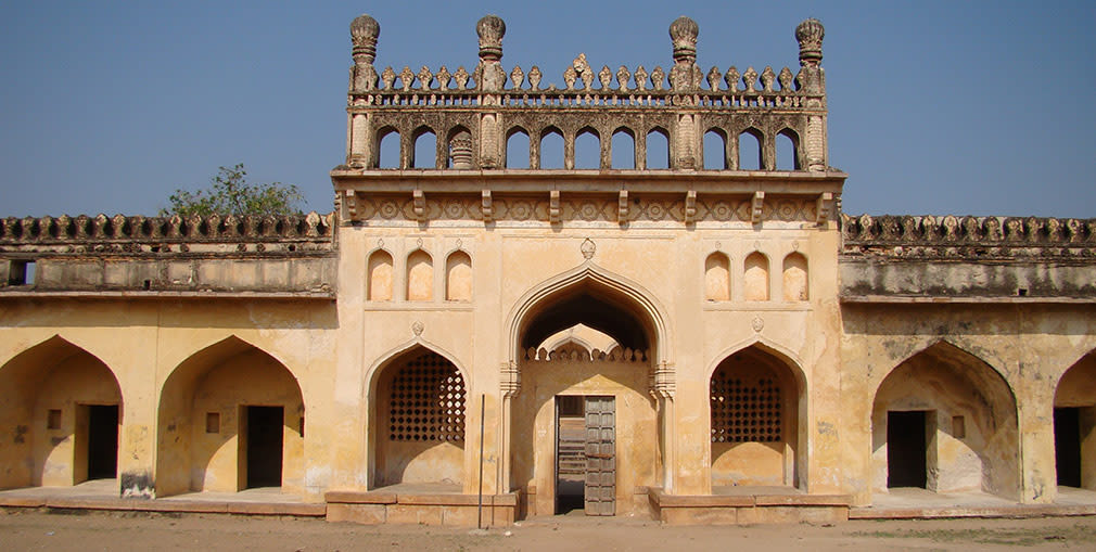 The_Entrance_to_the_Mosque_at_Gandikota