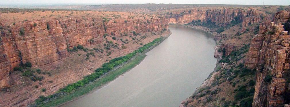 Gandikota_Canyon_Penna_River
