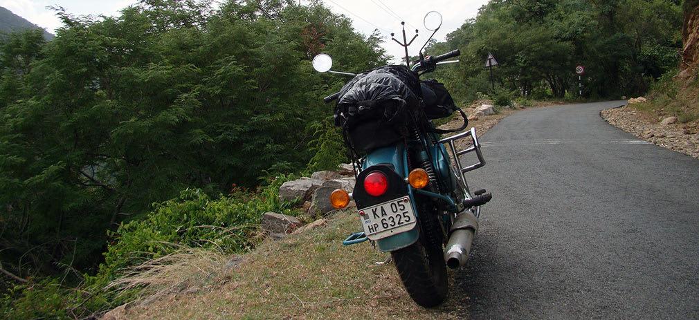 Karkegandi_Ghat_Great_Single_Lane_Roads