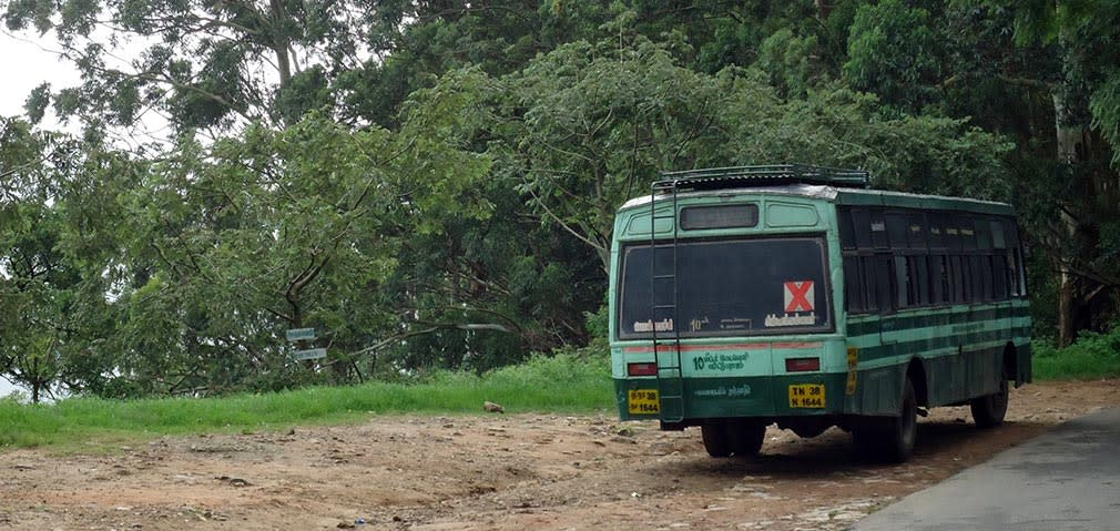 Valparai_SETC_Green_Bus