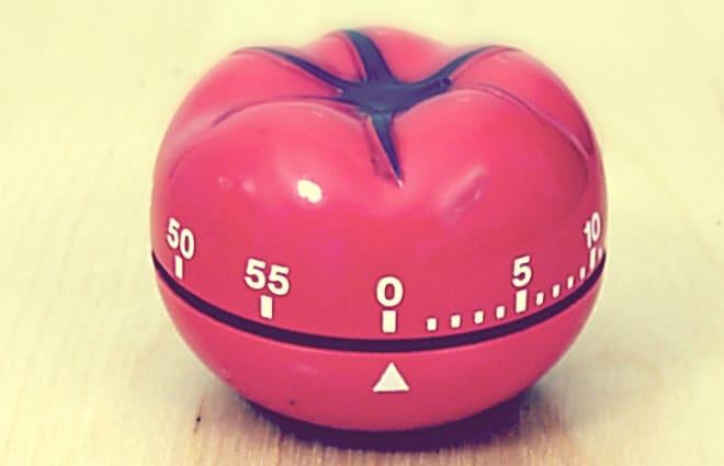 Pomodoro Kitchen Timer