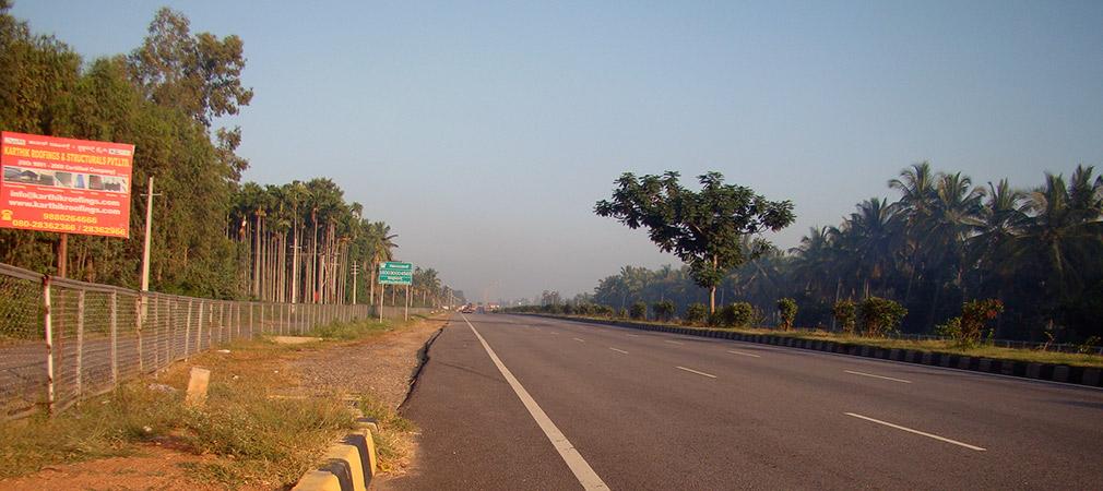 NH4_Tumakaru_Highway