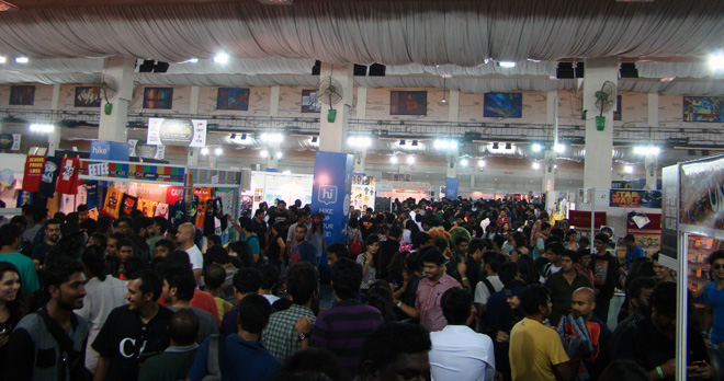Comic-Con_Bangalore_2014_Crowd