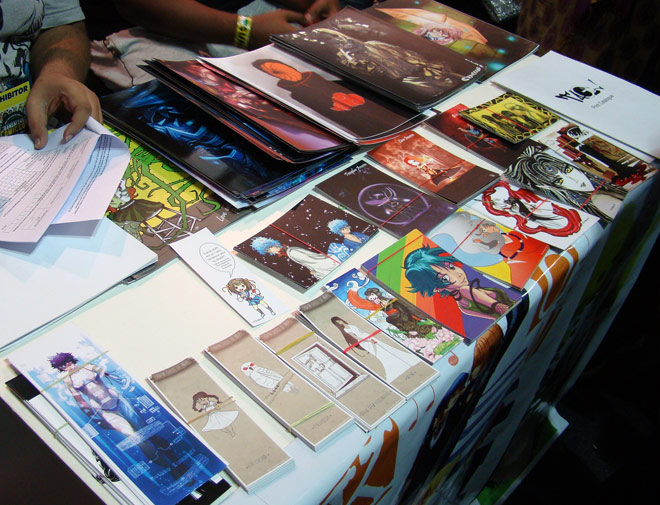 Comic-Con_Bangalore_2014_Cards_Posters