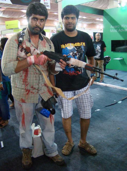 Bangalore_Comic-Con_2014_Joel_Bhargav