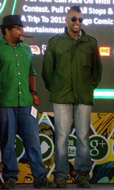 Bangalore_Comic-Con_2014_Taxi_Driver