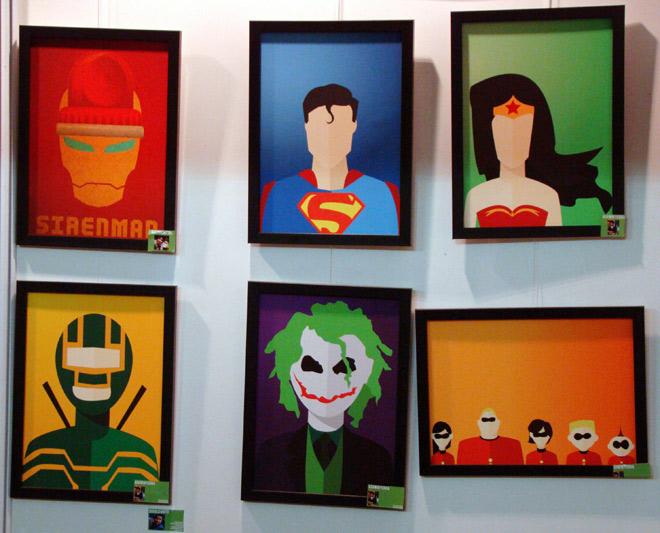 Comic-Con_Bangalore_2014_Minimal_Posters