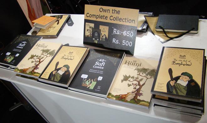 Comic-Con_Bangalore_2014_Rumi_Sufi_Comics