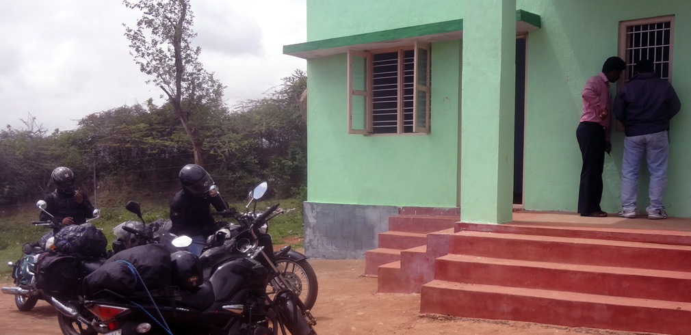 Gopalaswamy_Hills_Checkpost_Ticket_Counter
