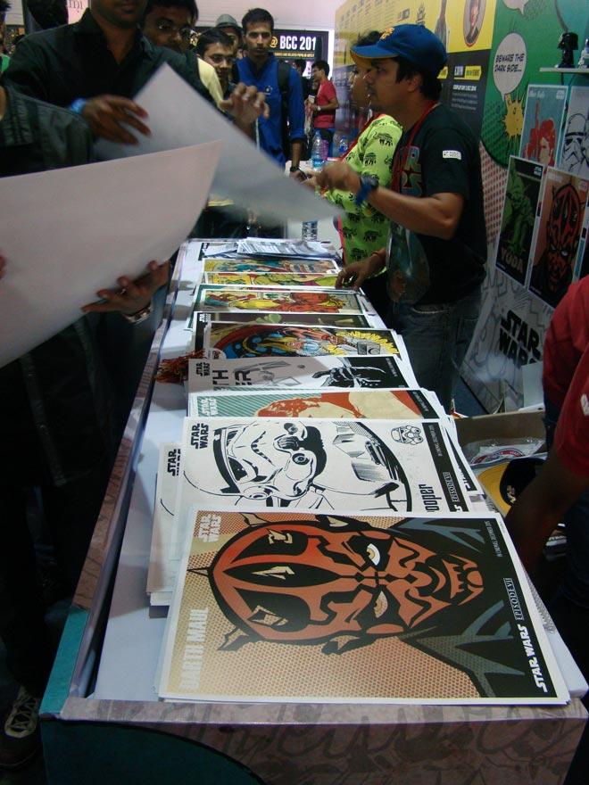 Bangalore_Comic-Con_2014_Free_Posters