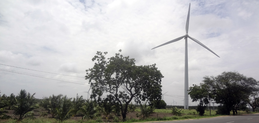 Windmills_Udumalpet_Road