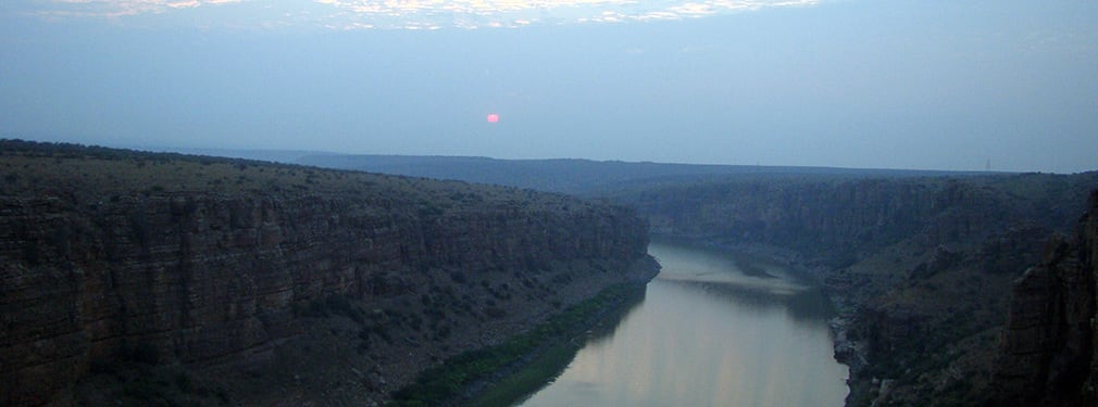 Gandikota_during_Sunrise