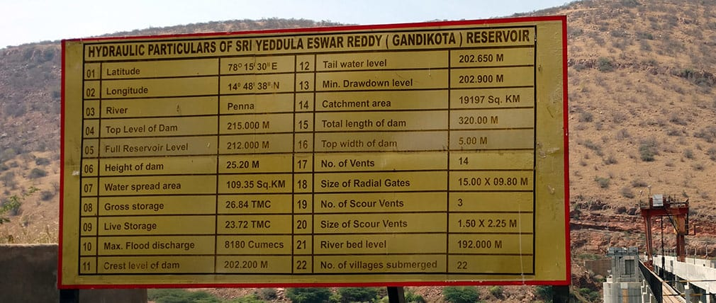 Hydraulic_Particulars_of_Gandikota_Reservoir