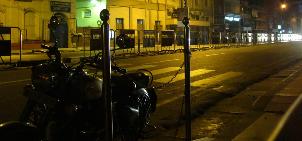 Bangalore_M.G.-Road_Early_Morning