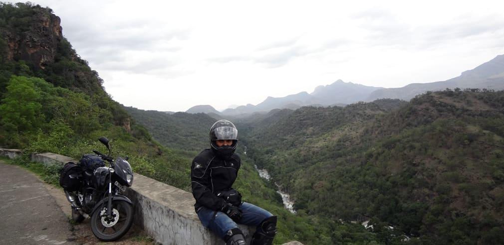Chinnar_Waterfalls